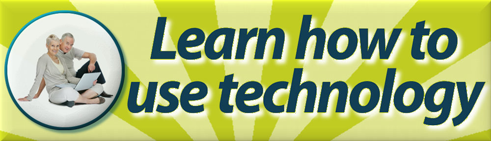 SeniorNet - Learn how to use technology