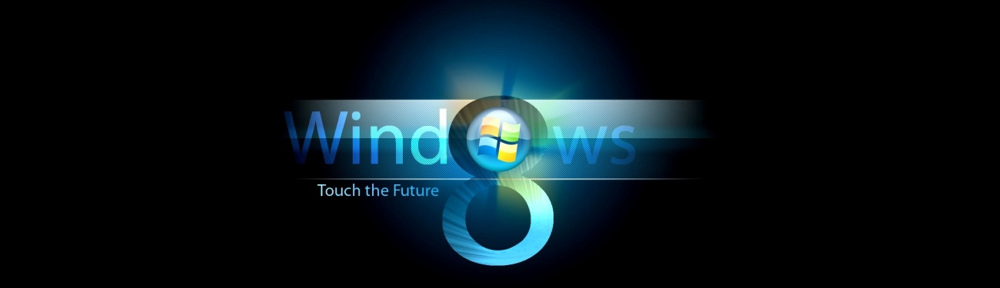 Windows 8 - Touch the Future