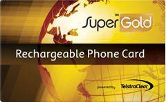 Telstra SuperGold Card