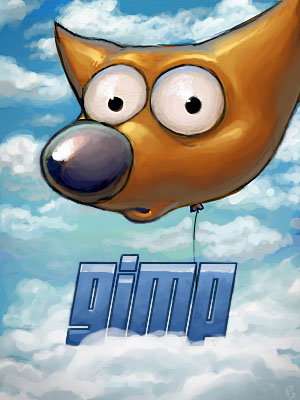 Gimp Logo ☛ Read the 'GIMP is free, image manipulation, desktop application software' post