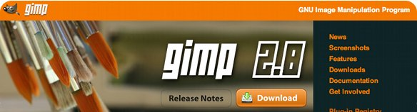 GIMP 2.8 is done