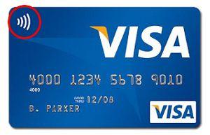 Visa paypass
