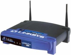 Linksys router b