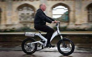 El bike rider