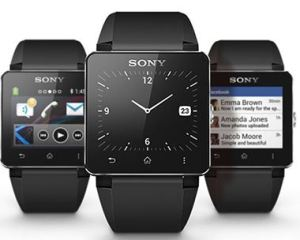 Sony smart watches