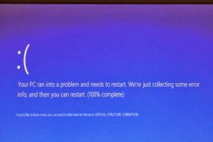 Windows 8.1 BSOD