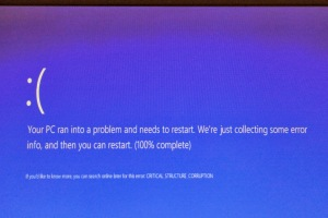 Windows 8.1 BSOD