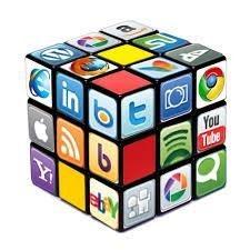 RubiksCube social media