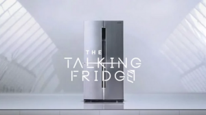 talking fridge