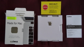 Edimax EW-7711MAC wireless adapter