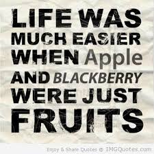 BlackberryApple
