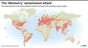 Map Ransomware