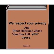 Privacy joke